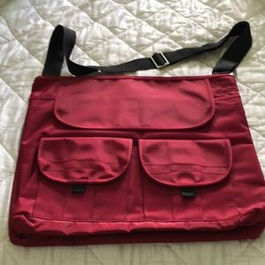 Extra Large Multi Compartment Adjustable Bag